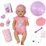 Кукла Zapf Creation Baby born интерактивная 43 см (820-414)