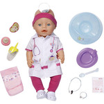 Кукла Zapf Creation Baby born Доктор Интерактивная 43 см (820-421)