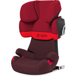 Автокресло Cybex Solution X2 Fix Rumba Red (515117005)