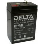 Delta DT 6045 6V4.5Ah