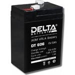 Delta DT 606 6V6Ah