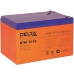 Delta DTM 1212 12V12Ah
