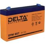 Delta DTM 607 6V7Ah