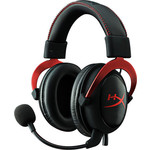 Игровая гарнитура Kingston HyperX Cloud II Red (KHX-HSCP-RD)