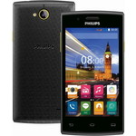 Смартфон Philips S307 Black/Yellow