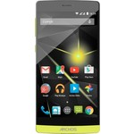 Смартфон Archos 50 Diamond 4G Yellow