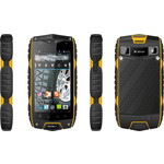 Смартфон TeXet iX-driver TM-4082 Black/Yellow