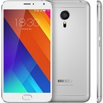 Смартфон Meizu MX5 32Gb Silver White