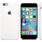 Чехол Apple iPhone 6 Silicone Case White