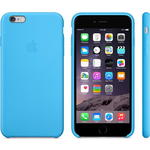 Чехол Apple iPhone 6 Silicone Case Blue