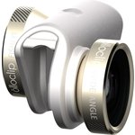 Объектив Olloclip 4-in-1 Lens for iPhone 6/6 Plus Gold/White