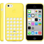 Чехол Apple iPhone 5c Case Yellow (MF038ZM/A)