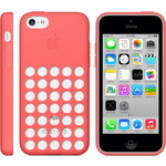 Чехол Apple iPhone 5c Case Pink (MF036ZM/A)