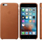 Чехол Apple iPhone 6 Plus-6s Plus Leather Case Saddle Brown (MKXC2ZM/A)
