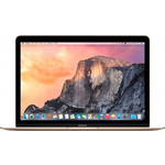 Ноутбук Apple MacBook 12 Gold (MK4M2RU/A)