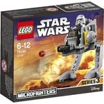 Купить Конструктор Lego Игрушка Звездные войны AT-DP (75130)