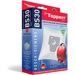 Аксессуар Topperr BS30 Мешки для пылесосов Bosch-Siemens (Тип P)