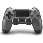 Геймпад  Sony PS4 Dualshock 4 steel black
