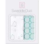 Набор пеленок SwaddleDesigns Swaddle Duo SC Big Chickies (SD-188TQ)