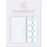 Набор пеленок SwaddleDesigns Swaddle Duo SC Classic (SD-186SC)