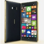 Смартфон Nokia Lumia 930 Black/Gold