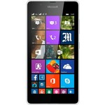 Смартфон Microsoft 540 Lumia DS White