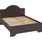 Купить Кровать Compass СО-1 ''Премиум'' 160х200 венге подл патина