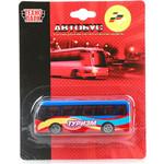 Купить Автобус Технопарк Металлический на блистере (632-12)