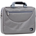 Сумка Sumdex PON-318GY Slim Computer Brief Grey до 16""