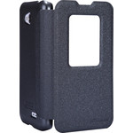 Чехол Nillkin Black для смартфона LG L40 Sparkle Leather Case