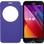 Чехол Asus View Flip Cover Blue для ZenFone 2 Laser (90AC00G0-BCV004)