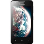 Смартфон Lenovo A1000 DS 4.0 Black (PA1R0025RU)