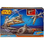 Mattel Hot wheels star wars ����� � ��������� ��������� (CGN30)