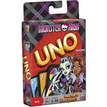Настольная игра Mattel Uno monster high карточная игра (T8233)