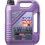 Моторное масло Liqui Moly Diesel Synthoil 5W-40 5 л 1927