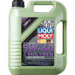 Моторное масло Liqui Moly Molygen New Generation 5W-40 5 л 9055
