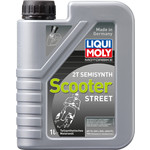 Моторное масло Liqui Moly Motorrad Scooter 2T Semisynth 1 л 3983