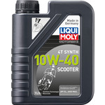 Моторное масло Liqui Moly Scooter Motoroil Synth 4T 10W-40 1 л 7522