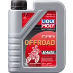 Моторное масло Liqui Moly Motorbike 2T Synth Offroad Race 1 л 3063