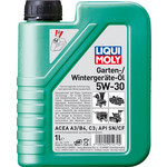 Моторное масло Liqui Moly Garten-Wintergerate-Oil 5W-30 1 л 1279