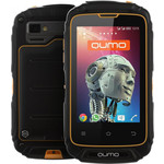 Смартфон Qumo QUEST Defender Orange