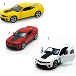Машинка Welly 1:3439 Chevrolet Camaro ZL1 (43667)