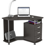 Купить Стол компьютерный ВасКо КС 20-25 - венге
