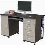 Купить Стол компьютерный ВасКо КС 20-39 - венге/дуб мол