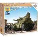 Купить Модель для склеивания Звезда Американский танк М Ли (6264)