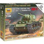 Купить Модель для склеивания Звезда Советский тяжелый танк (6190)