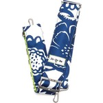 Ремень для коляски SwaddleDesigns Messenger Strap cobalt blossoms (12MM02A-0731)