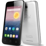 Смартфон Alcatel PIXI4 8050D Metal Silver