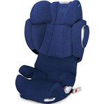 Автокресло Cybex Solution Q2-fix Plus Royal Blue (516144021)