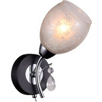 Бра IDLamp 843/1A-Blackchrome